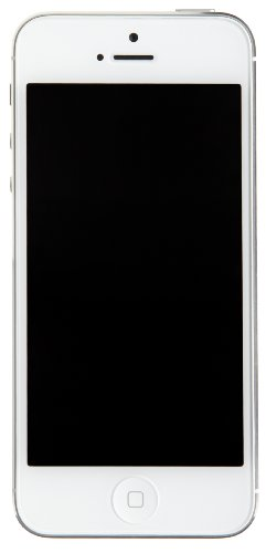 Apple iPhone 5 Unlocked Cellphone, 32GB, White by Apple