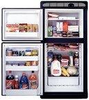 Refrigerator Door Panel - Norcold 623867 Door Panel Set