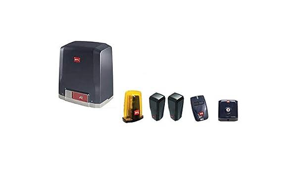 Dieffematic - Kit Completo de automatización de Puerta corredera BFT Deimos AC A600 230 V 600 kg: Amazon.es: Industria, empresas y ciencia