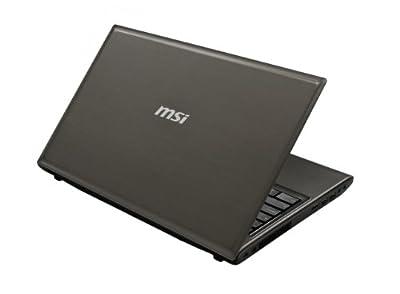 MSI Computer C CX61 2QC-1654US;9S7-16GD51-1654 15.6-Inch Laptop