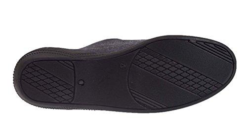 Dr Keller - Zapatillas de estar por casa de Material Sintético para mujer gris