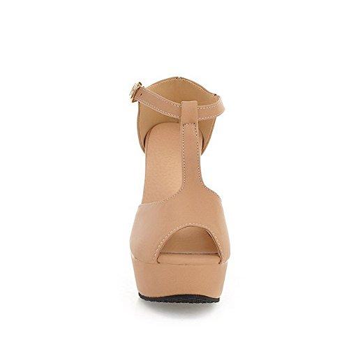 Zapatos lila Highdas para mujer dIHngg48p7