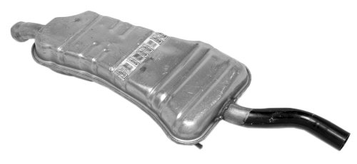 (Walker 53059 Quiet-Flow Stainless Steel Muffler Assembly )
