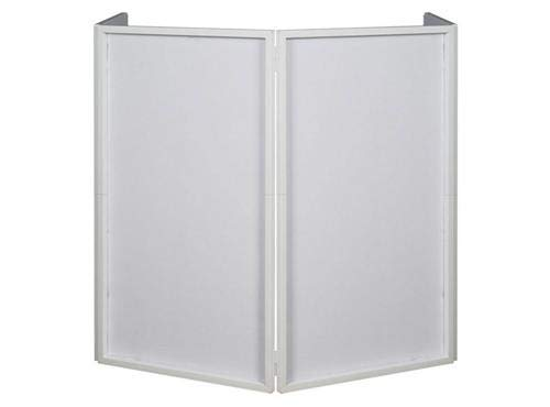 ADJ Products DJ Package, (Event Facade II White)