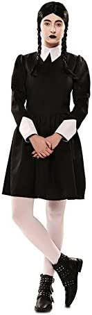 Disfraz de Niña Siniestra para mujer: Amazon.es: Juguetes y juegos