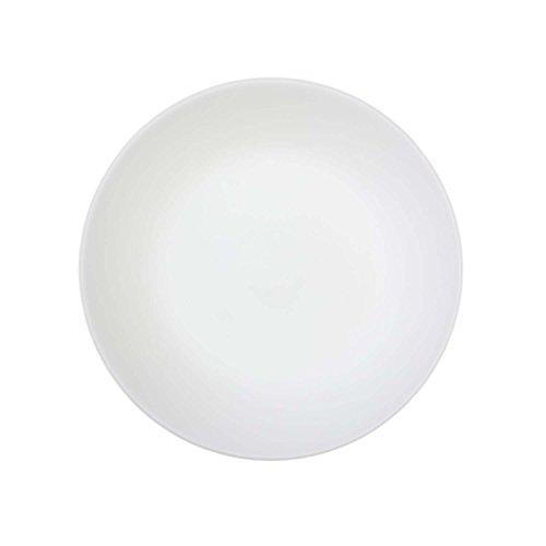 correlle white bread plates - 2