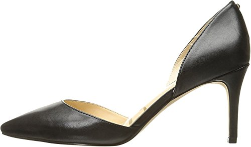 Sam Edelman Telsa, Zapatos de Tacón Para Mujer negro (Black Dress Calf Leather)