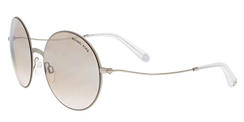 Michael Kors Women's Kendall II Matte Silver/Iridescent - Kors Sunglasses Retro Michael
