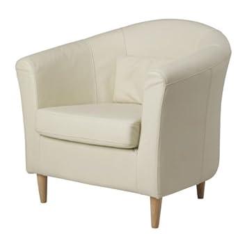 Ikea sessel tullsta weiß  IKEA TULLSTA -Sessel Robust Eierschale: Amazon.de: Küche & Haushalt