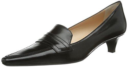 Evita Shoes Court Shoes, Scarpe col tacco Donna Nero (Schwarz (Schwarz)