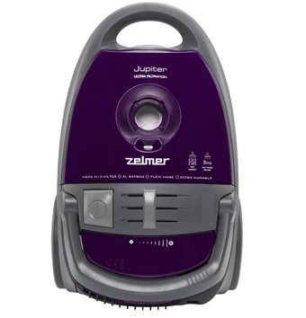Zelmer ZVC425HA - 700W-A-25,9 KWH Cylinder Bag-Purple (ZVC425 HA)