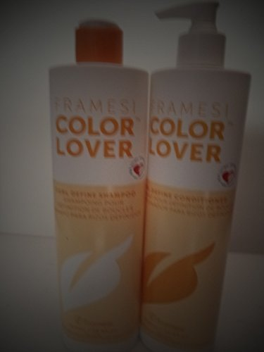 Framesi Color Lover Curl Define Shampoo & Conditioner Holiday Duo Set 16.9 oz