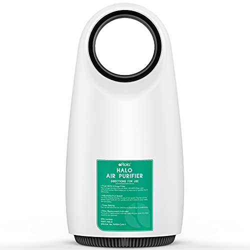Air Purifier for Home/Office, Afloia Air Cleaner H13 HEPA Filtration removes 99.97% Air Contaminants up to 500 ft², 3…