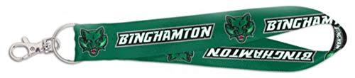 Binghamton University Bearcats Key Strap Key Chain ()