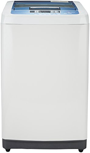 LG 6.2 kg Fully-Automatic Top Loading Washing Machine (T7208TDDLL, Blue White and Marine Blue Top)