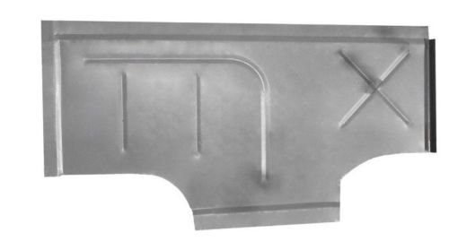 Motor City Sheet Metal Works With FORD ECONOLINE 1961 1962 1963 1964 65 66 67 1968 PASSENGER SIDE FRONT FLOOR PAN