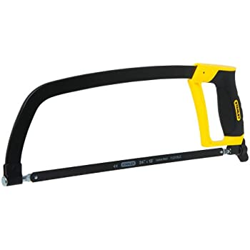 Stanley STHT20139L Rubber Grip Hacksaw
