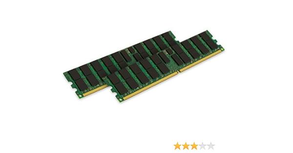 4GB ECC Registered DDR2-667 RAM Memory Upgrade Kit for the Compaq HP Workstation xw9400 2x2GB