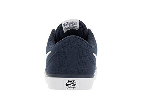 Nike Sb Uomini Controllare Le Scarpe Skater Blu Scuro