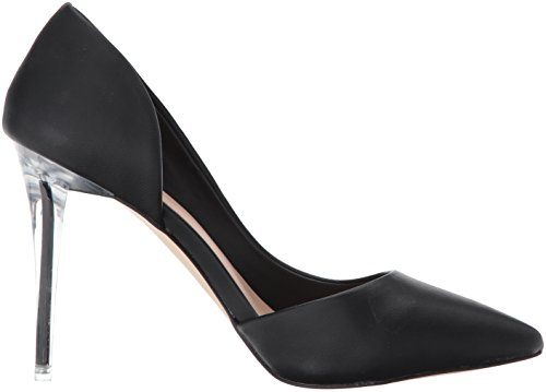 Call It Spring Women's Thaoven Dress Pump, Black Synthetic, 9 B US