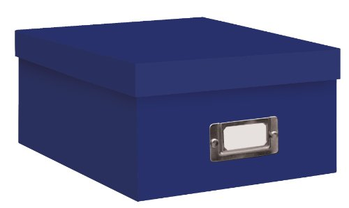 "PHOTO STORAGE BOXES, HOLDS OVER 1,100 PHOTOS UP TO 4""X6"" by Pioneer Photo Albums"