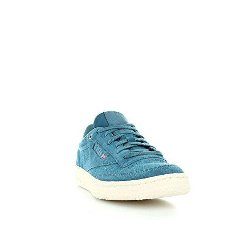 Reebok Club C 85 Mss Scarpe Blu-blu Scuro