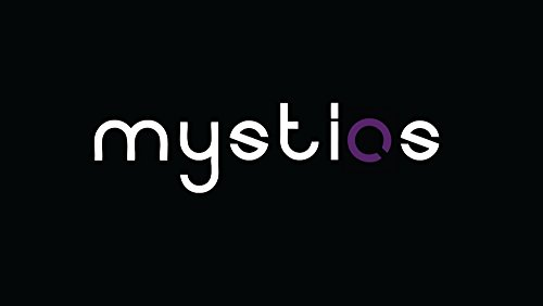 Mystiqs Lava Rock Beaded Bracelet Essential Oil Diffuser for Aromatherapy Ideal for Anti-Stress or Anti-Anxiety
