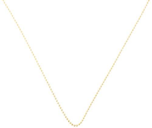Gold Ball Chain - 8
