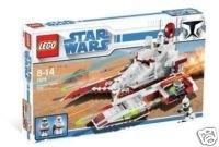 Lego Star Wars 7679 Republic Fighter Tank (592 pieces)