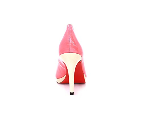 Pumps Stiletto 9cm Color Salmone