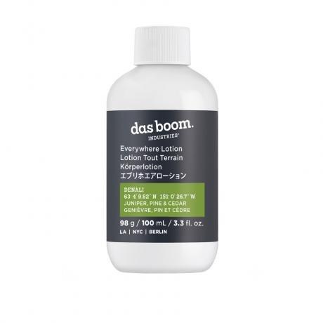 Das Boom Industries Denali (Juniper, Pine, Cedar) Lotion Travel Size