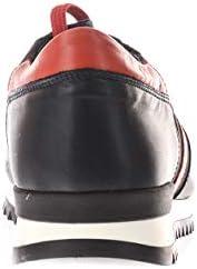 Daniele Alessandrini - Scarpe Uomo F7194KL489NO3706 Marrone Sneakers Running Senza Logo BO