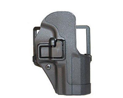 Blackhawk Serpa CQC Concealment Right Hand Holster Fits Ruger SR9 - 410541BK-R
