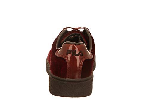 Nero Sneaker Bordeaux donna nero Fila dxOCwAnqx