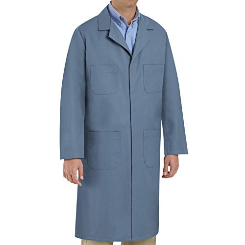 Red Kap Men's Shop Coat