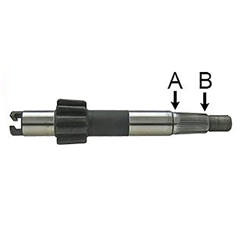 SBA334290230 New Ford New Holland Tractor Sector Shaft 1000 1600 Small (New Holland Shaft)