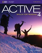 Active Skills for Reading - Level 4 - Audio CDs ( 3rd ed ) by Cengage Learning Australia