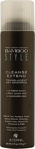 Alterna Bamboo Style Cleanse Extend Translucent Dry Shampoo -- 4.75 fl oz - 3PC