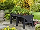 VegTrug Patio Garden, Charcoal
