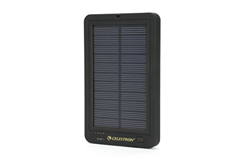 Celestron Elements InfiniSun 2-in-1 Solar Panel and Rechargable Power Pack by Celestron