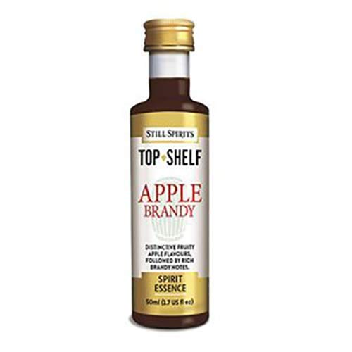 Top Shelf Apple Brandy ()
