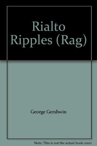 Rialto Ripples (Rag) (Ripples Rag Rialto)