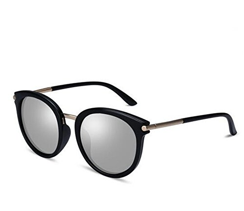 Gafas Productos Mujer Coreana Grado 100 KOMNY con Gafas Miopía Degrees Sol de de Sol Grados de 550 de Ceniza Version polarizador Mercury Negro Gafas de Of BP0Pq7yca