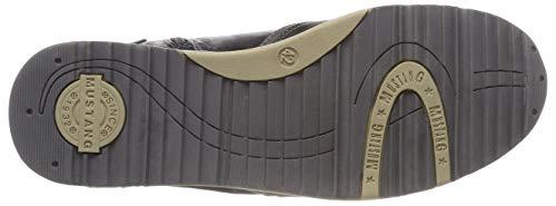 High Sneaker Stein Top Mustang Grau 200 Herren gwBxqTqE0