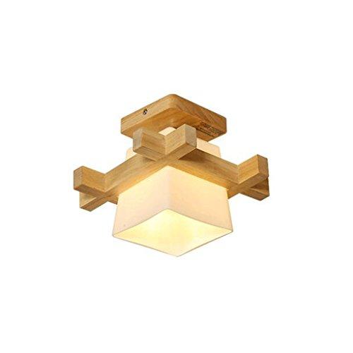 Creative Japonais Yyf Bois Lampe Coucher Minimaliste qSMVUzpG