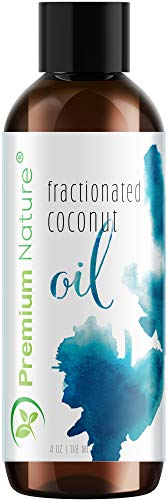 Premium Nature 4 oz Fractionated Coconut oil