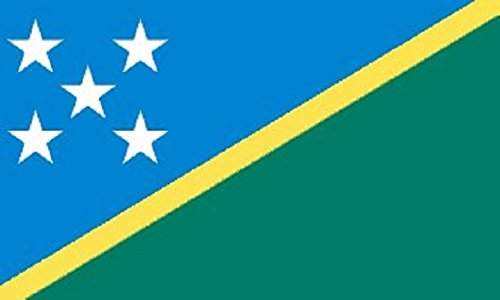 3x5 Solomon Islands Flag Country Banner Island Pennant Solomon Islands Flag
