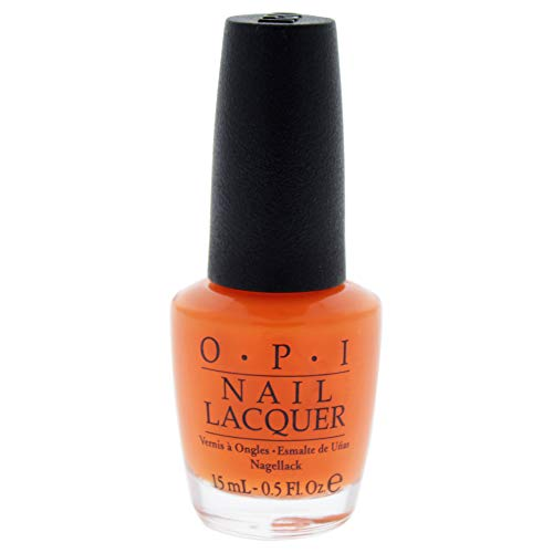 - OPI Nail Lacquer, Pants on Fire!