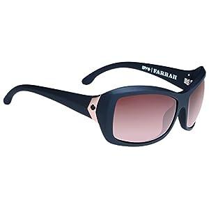 Spy Optic Farrah 673011033355 Wrap Sunglasses, 62 mm (Femme Fatale/Happy Bronze Fade)