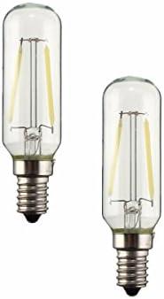 King So - Bombilla LED Edison E14 T25 3W para campana extractora, 200 LM, no regulable: Amazon.es: Iluminación